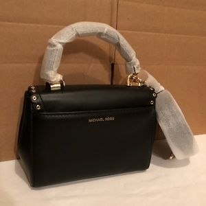 88550e154e56 MICHAEL Michael Kors Bags - New Michael Kors Ava Xtra-Sm Scalloped Crossbody
